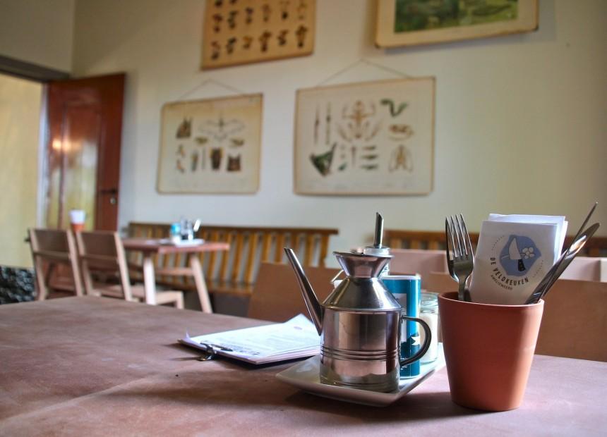 Veldkeuken Bunnik biologisch restaurant utrecht amelisweerd