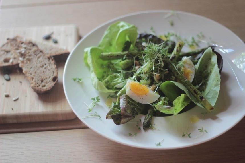 salade recepten vegetarisch
