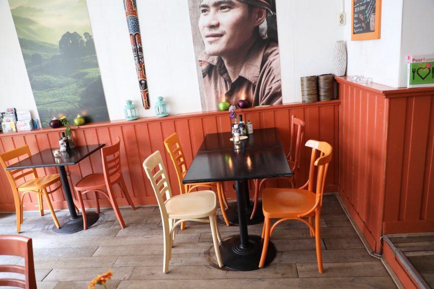 Aangenaam Haarlem biologisch restaurant fairtrade puuruiteten