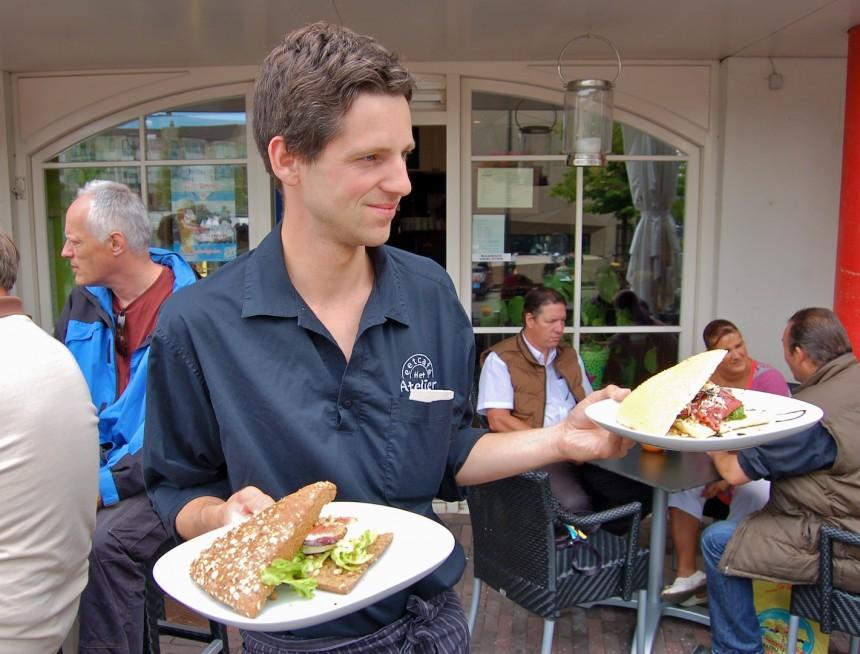 Eetatelier Houten biologisch restaurant utrecht