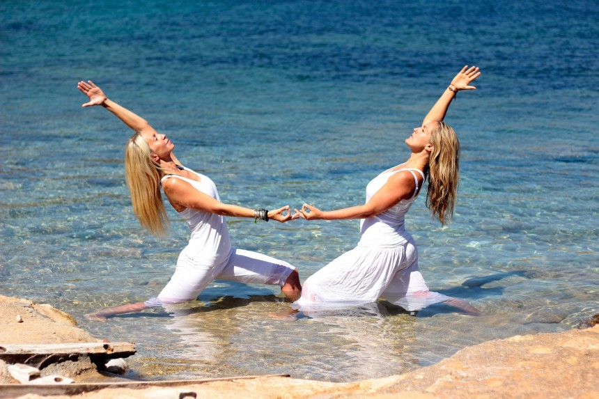 yoga ibiza Retreats wellness restaurants Ibiza biologisch puur tips atzaro ibiza can ll