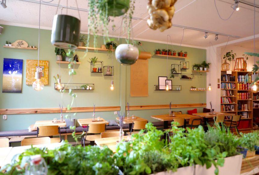 Bindicafe Amersfoort vegan restaurant