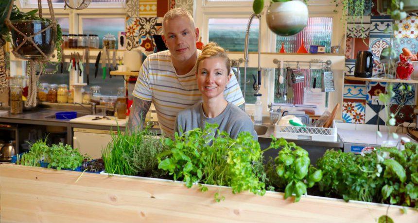 Vegan restaurant Amersfoort Bindicafe