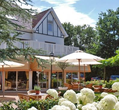 Badhotel Renesse en Villa Westerduin