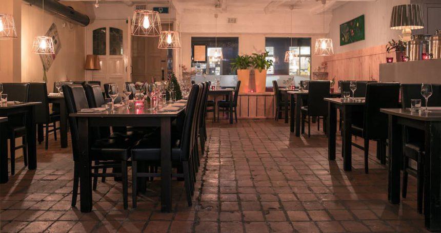 De Saeck Breda biologisch restaurant