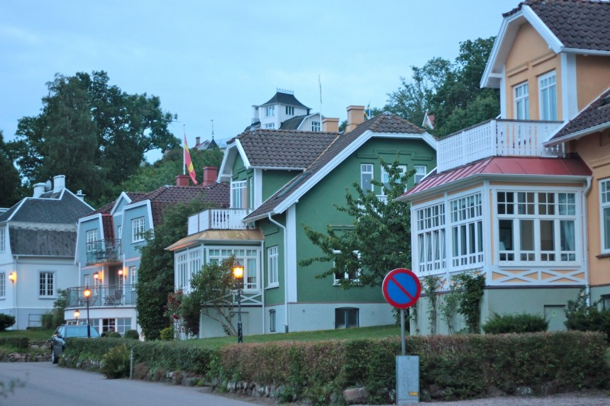 Hotel Rusthallargarden