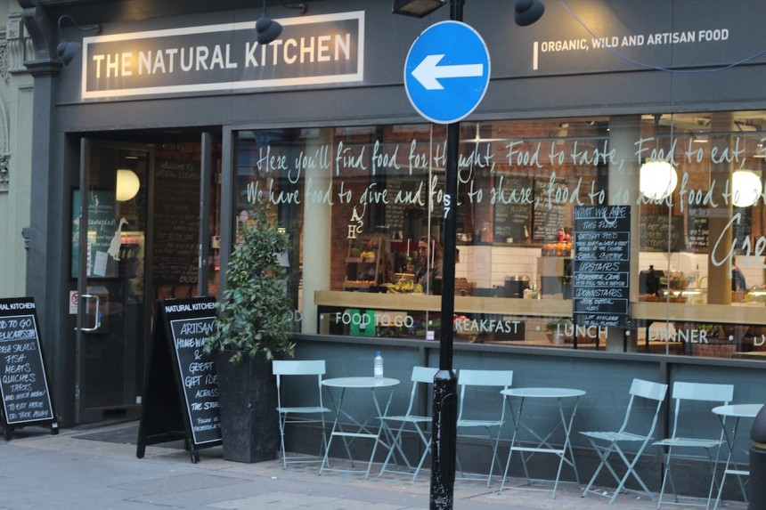 The Natural Kitchen