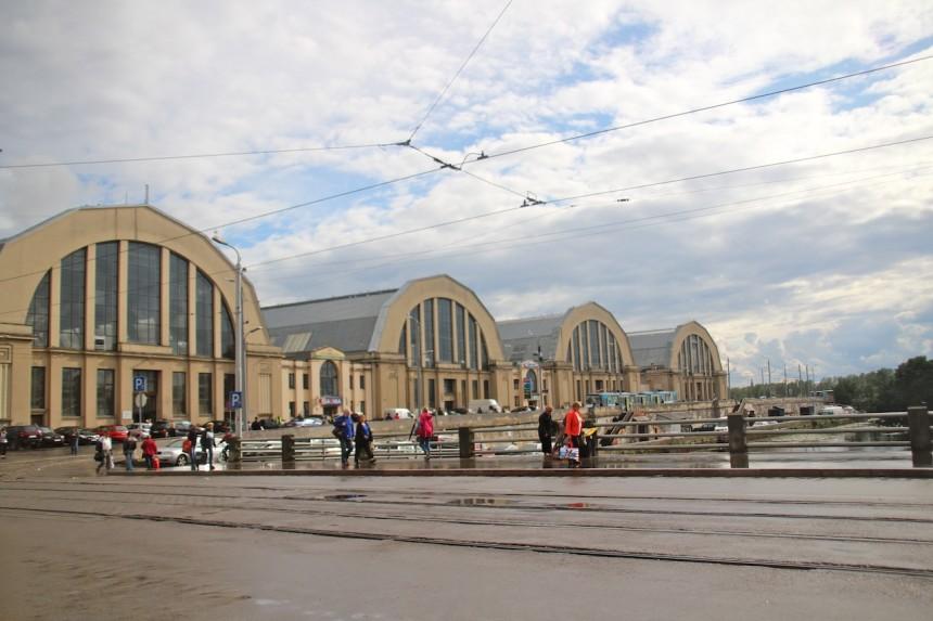 Riga markthallen