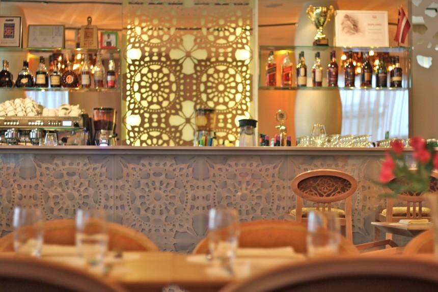 Restaurant Kalku varti Riga