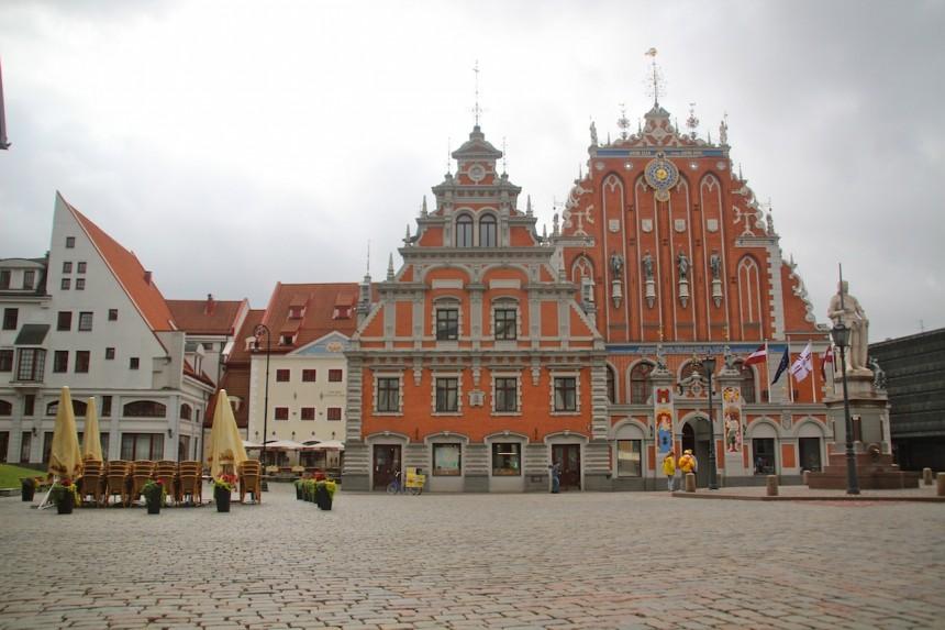 Huis Zwartkoppen Riga