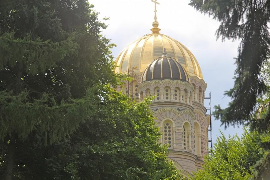 Orthodoxe kerk Riga