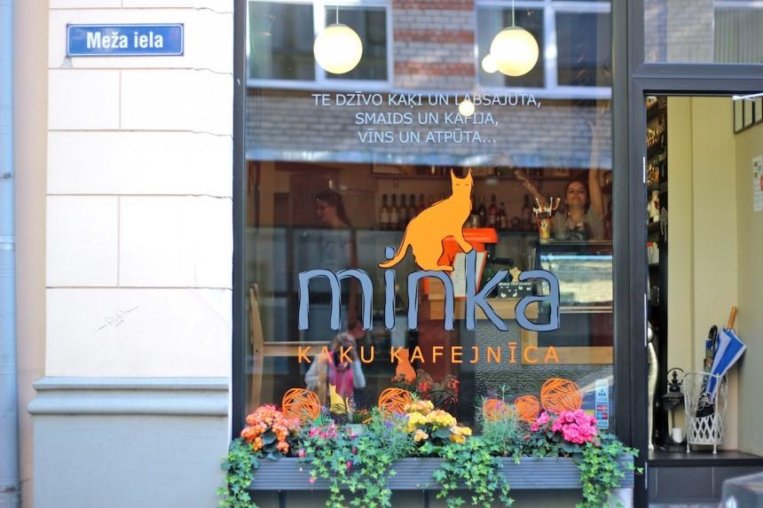Minka Kattencafe