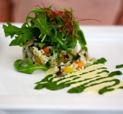 Veggie en vegan uit eten