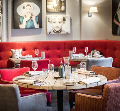 Restaurant Zee en Land – Badhotel Domburg