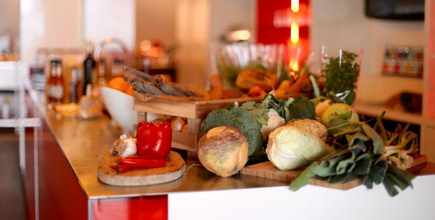 De Groene Kookacademie vegetarische kookworkshop