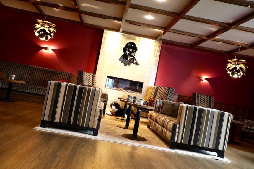 Lounge restaurant Waters of the World Fontana Bad Nieuweschans