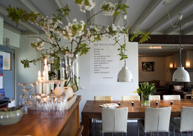 herberg het volle leven appelscha hotel friesland biologisch overnachten vegetarisch eten