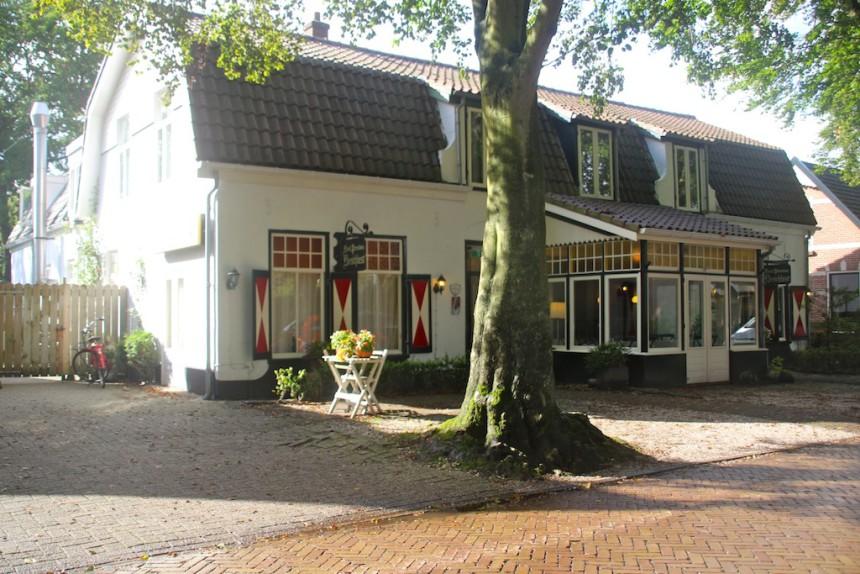 Hotel Boschlust Bergen noord holland biologisch hotel overnachten ontbijt