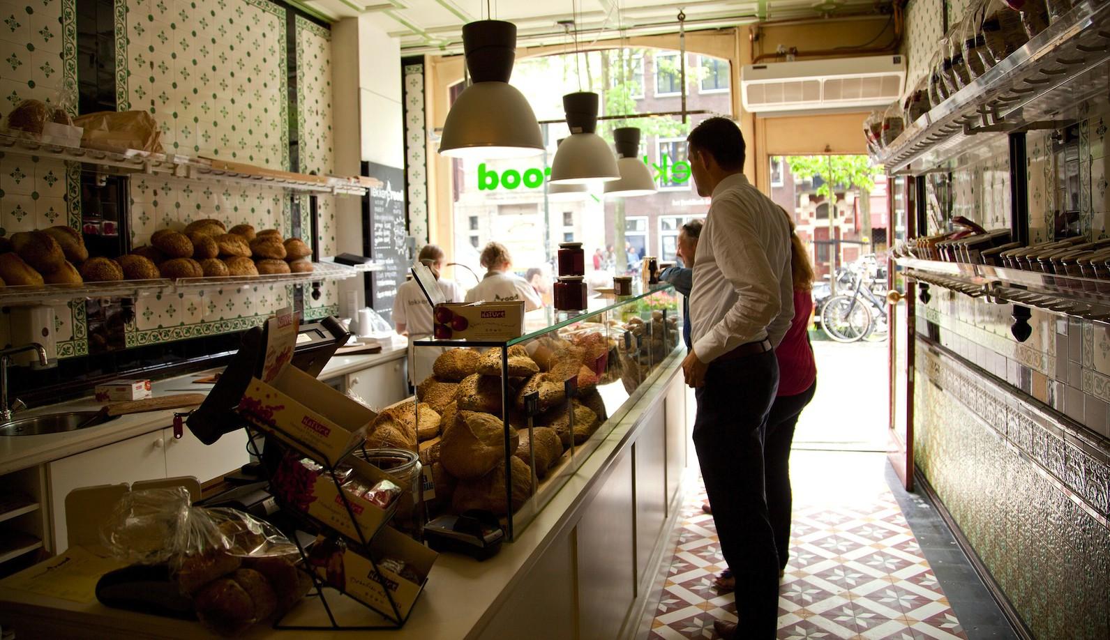 Lekker brood biologische bakker den haag puur uit eten for Reiswinkel den haag
