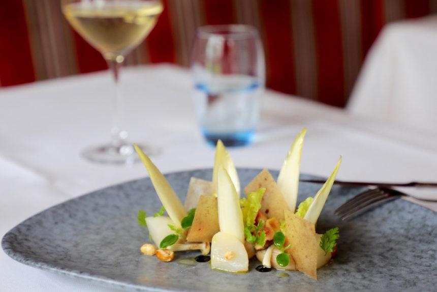 Chef Stefan Steinigeweg restaurant Waters of the World puuruiteten