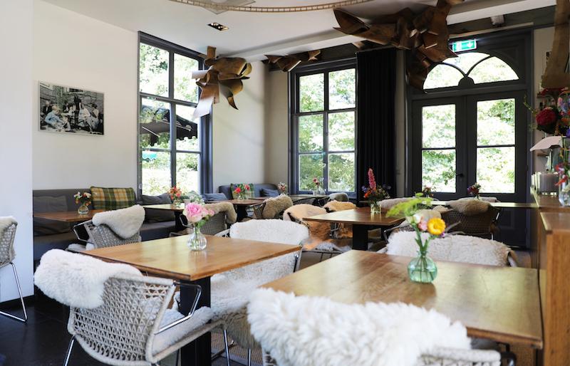 Restaurant Merkelbach Amsterdam biologisch frankendael amsterdam oost