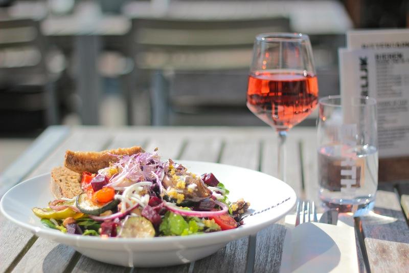 Restaurant Natuurlijk Egmond aan Zee biologisch restaurant
