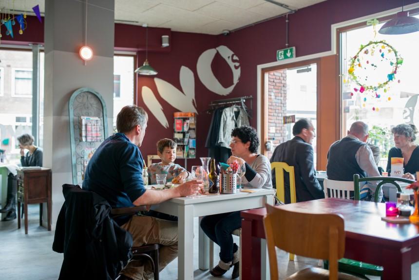 Ivo's Kitchen Amsterdam