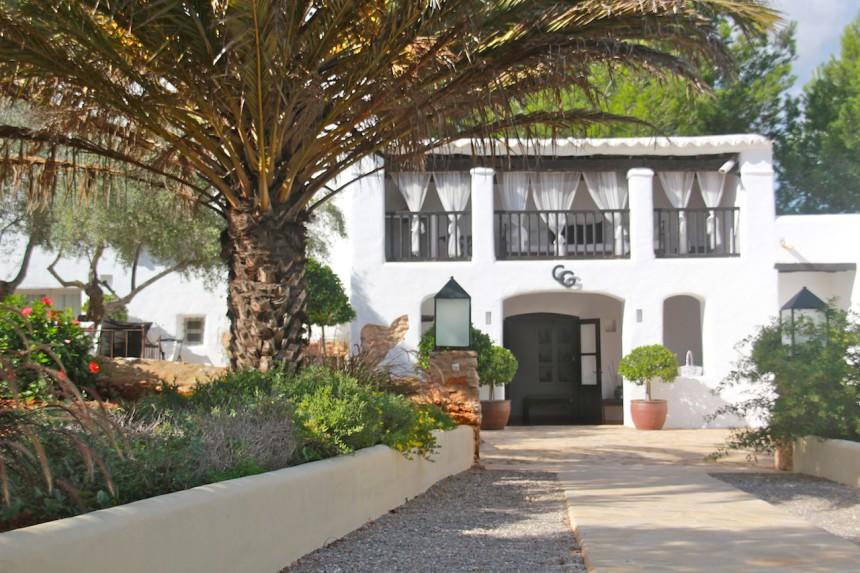 Can Guillem Ibiza agroturismo Santa Gertrudis