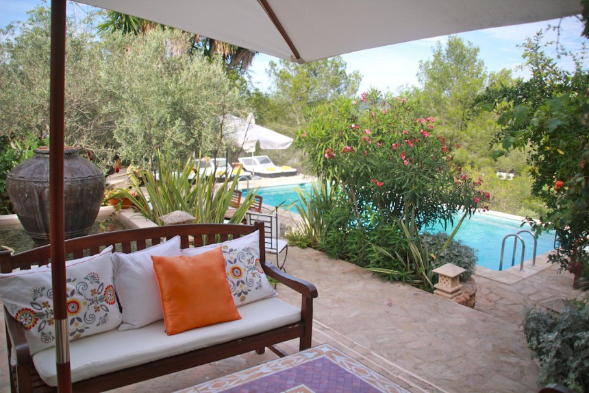 Can Pardal Ibiza hotel agroturismo b&b boutique hotel san miquel