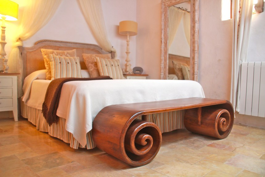 Can Pardal Ibiza boutique hotel san miquel b&b