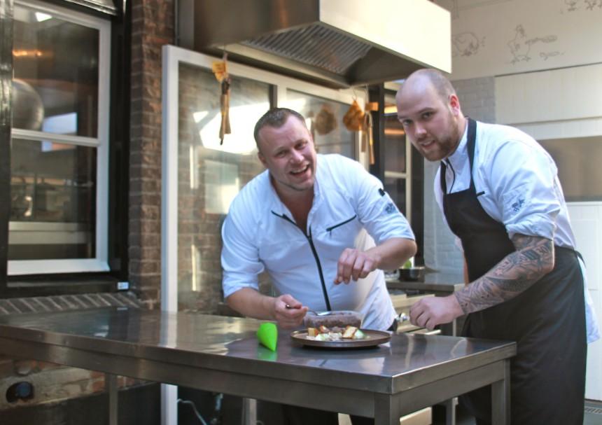 chefs restaurant dining56 arnhem