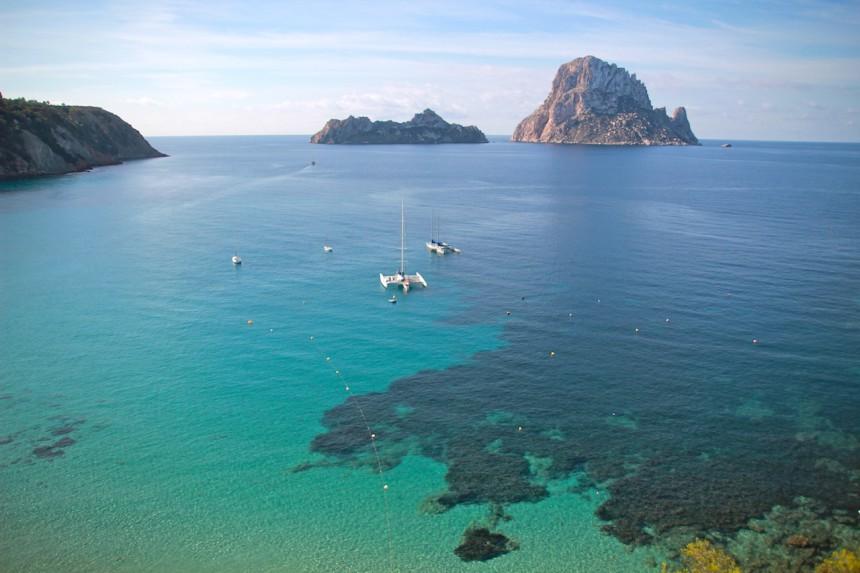 Es Vedra Ibiza magical cala d'hort