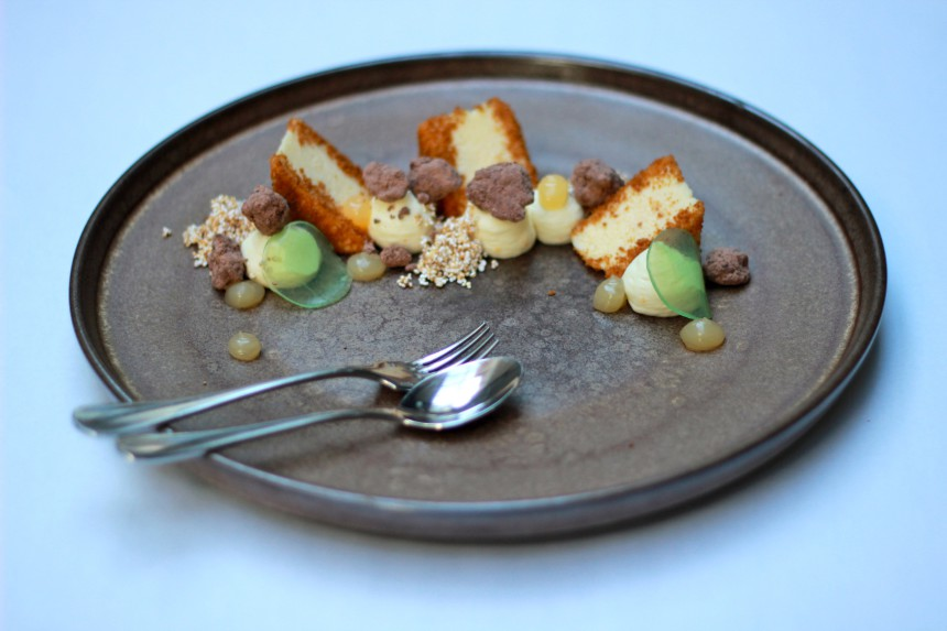 recept cheesecake dining56 arnhem
