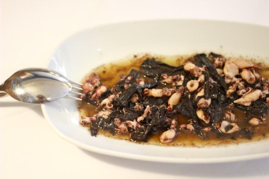 Restaurant Can Solé Barcelona uit eten duurzame vis visrestaurant Barceloneta