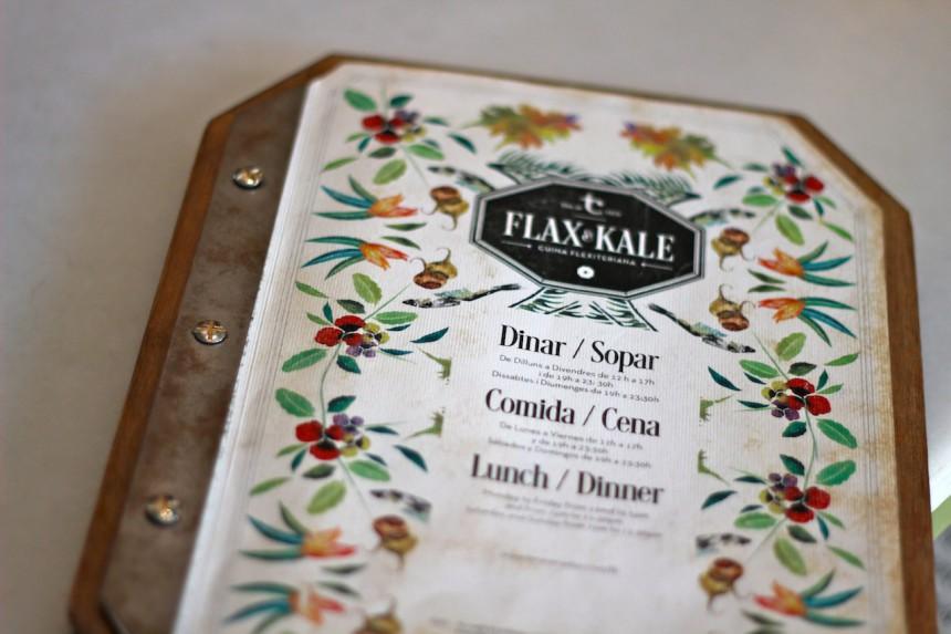 Flax & Kale Barcelona restaurant flexitarisch uit eten