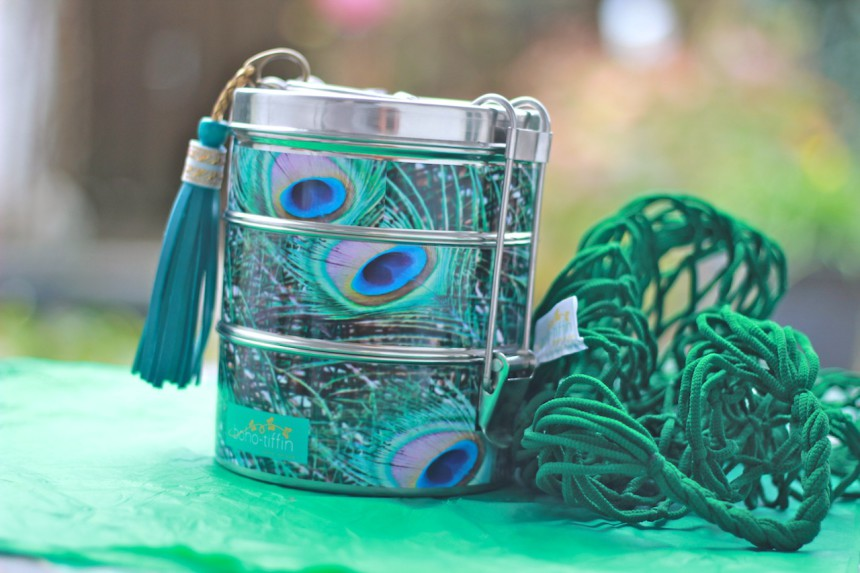 Winactie Boho-Tiffin lunchbox