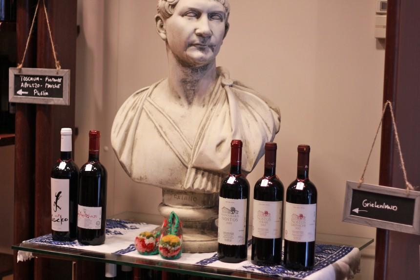 Griekse wijn A Taste Affair