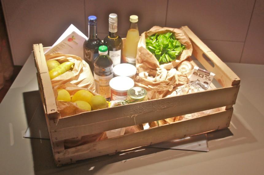 PUURland veggie recept biologisch boodschappen vegetarisch biet pastinaak veldsla gerecht