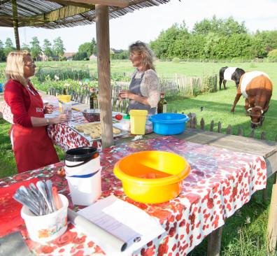 Kookworkshop Achterhoek – Op de Brusse