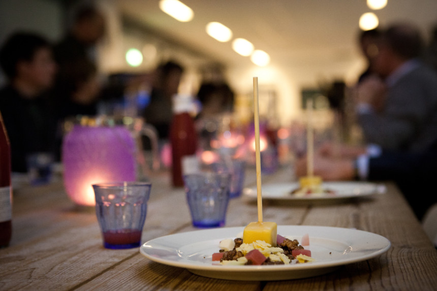 Puur-e catering cateraar Ede Bennekom Gelderland biologisch streek duurzaam