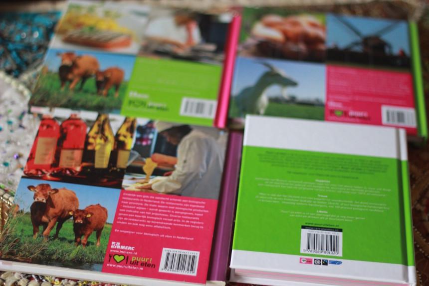 boeken Puur! uit eten boek inmerc terra lannoo biologisch biologische restaurants restaurant gids duurzaam culinair