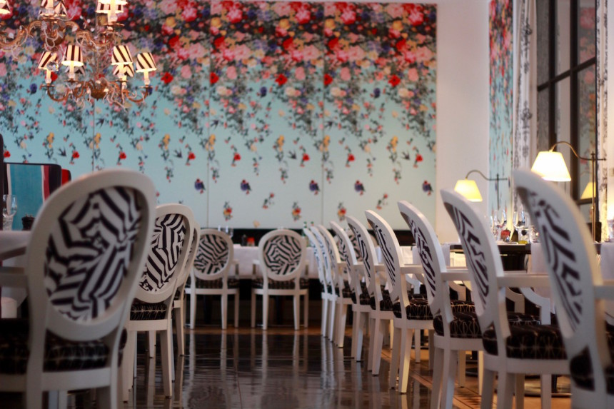 Restaurant LOF Gent interieur design puur uit eten vegetarisch