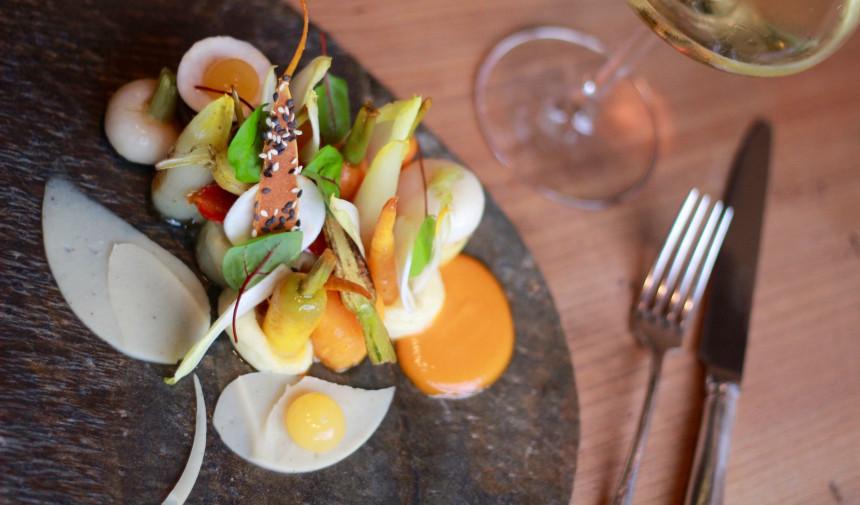 Restaurant Naturell Gent vegetarisch biologisch puur uit eten