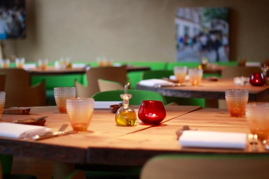 Restaurant Naturell Gent puur uit eten reizen Vlaanderen België vegetarisch
