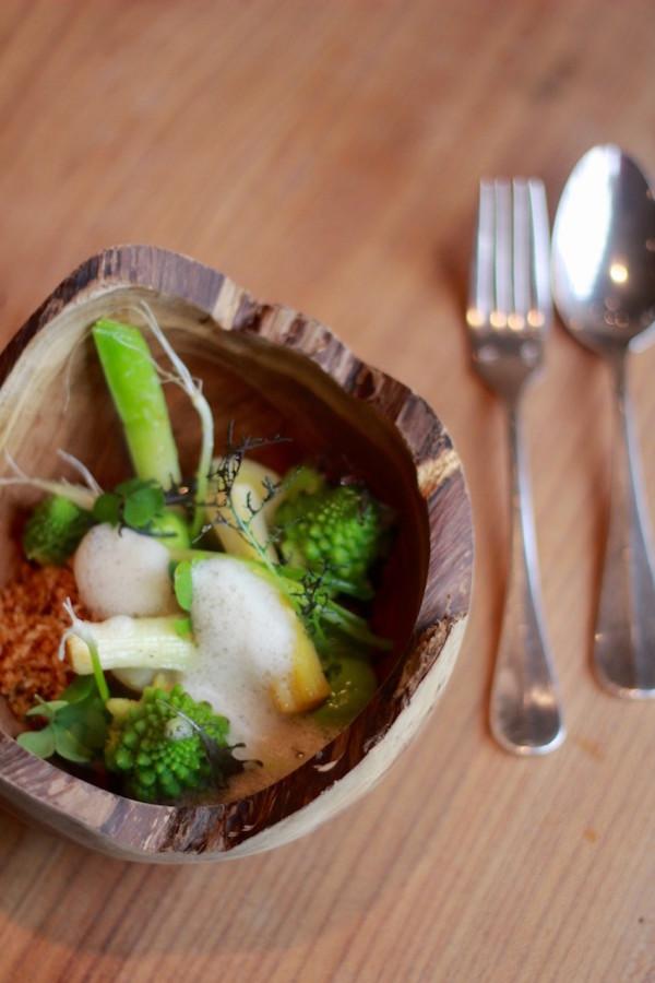 Naturell Gent vegetarisch puur uit eten groente lokaal biologisch lieven loos