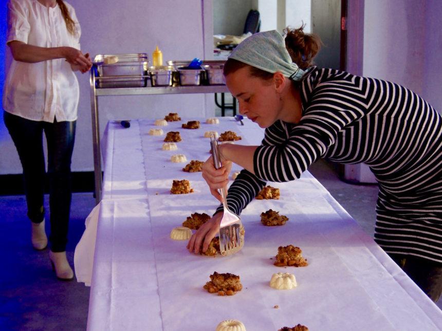 Iris Heuer Greentwist kookstudio andersom kookworkshop kookworkshops biologisch gezond eten koken