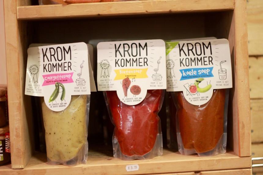 Kromkommer voedselverspilling Rechtstreex Fenix Food Factory Rotterdam