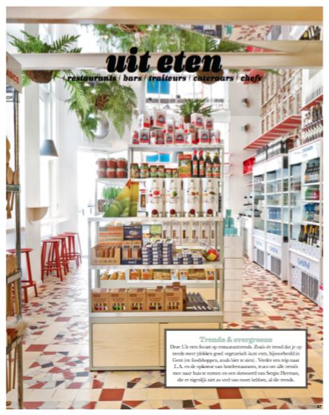 ELLE Eten Gent freelance journalist fotograaf culinair journalist