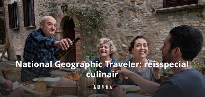 National Geographic Traveler culinaire reisspecial puuruiteten jeannette van mullem reisjournalist fotograaf food travel blogger