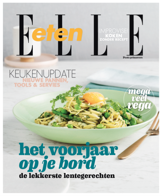 ELLE Eten puur uit eten reizen freelance journalist reisjournalist culinair journalist gent belgie fotograaf vegetarisch eten